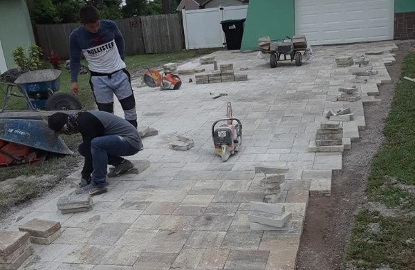 Gold Star Pavers LLC provides professional patio pavers in Orlando, FL.